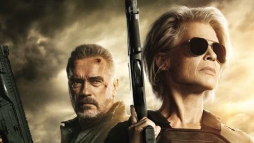 《终结者:黑暗命运》州长加卡神老面孔悉数回归,能否延续经典就看这一部了