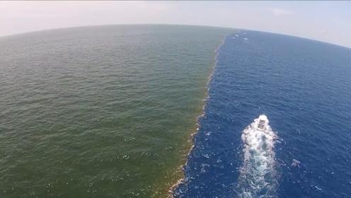 为什么大西洋和太平洋的海水,无法相融在一起?科学家给出答案