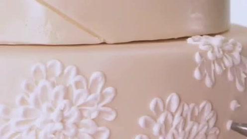 这个蛋糕也太奢侈了吧感觉根本不是用来吃的
