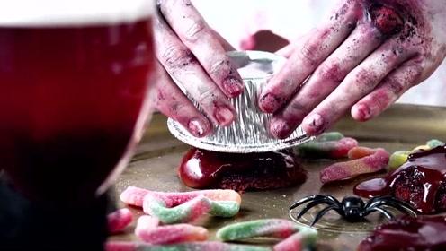 亡灵女巫做的蛋糕你敢吃吗?万圣节专属美味营业中!