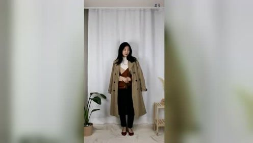 简约就很美 韩国时尚博主的极简主义穿搭