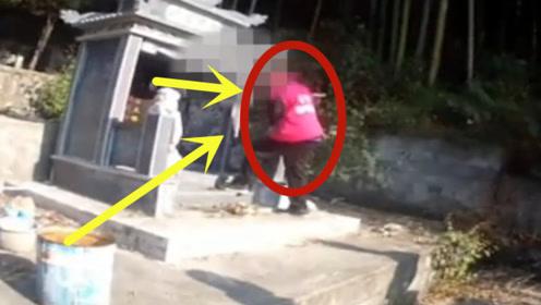 亡妻下葬3天后,微信运动步数突然更新,男子去墓地一看惊呆!