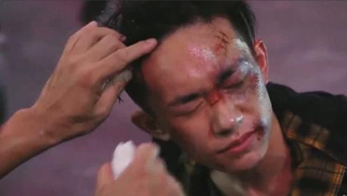 少年的你:易烊千玺被打的满身是血这段,不敢看第2遍,太心疼