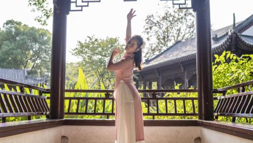 中国舞《繁花》三生三世十里桃花主题曲,超仙!
