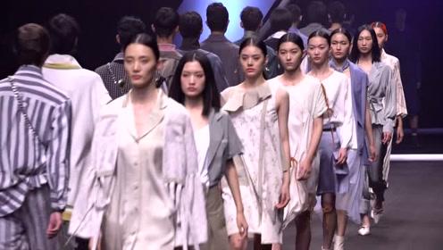 旭化成•中国未来之星设计创新大奖作品发布会亮相时装周