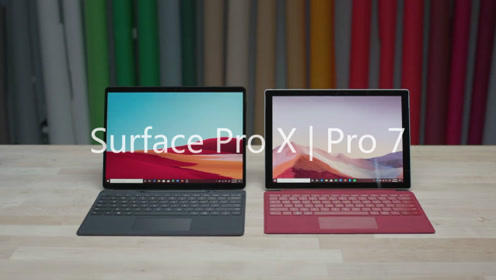 "Surface Pro X | Pro 7 ,选择困难症患者的""噩梦"""