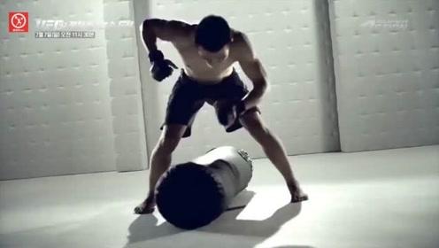 亚洲一哥,韩国僵尸郑赞盛30秒速胜,下个最可能成为冠军的韩国人