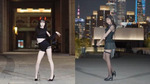 小姐姐翻跳韩舞like A cat,这样的小姐姐真是像猫一样机灵可爱