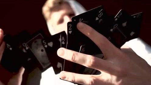 教你如何更有魅力的洗扑克牌