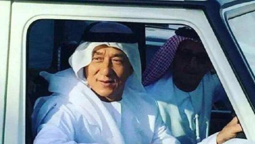 迪拜王子的车价值5个亿,从不外借,却为这个中国人破例