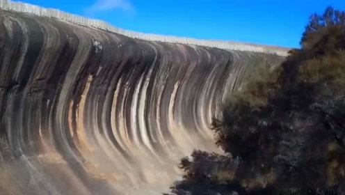 """世界上最""""怪""""的海浪:25亿年前形成至今屹立不倒,令人叹为观止"""