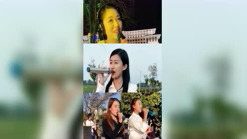女歌手乡间唱一首《随缘遇见》,好听极了,送给珍惜我的那个人
