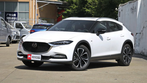 【新车到店】马自达CX-4 2020款 2.5L 自动四驱