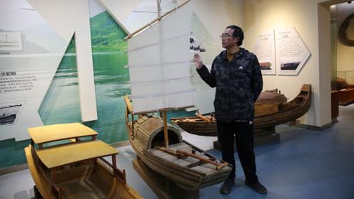 他用30年收藏建了一个汉江航运博物馆,这辈子离不开汉江了