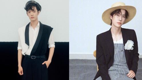肖战王一博都爱上黑白配 男生该如何穿好经典黑白灰