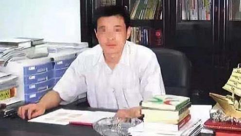 山西柳林首富陈鸿志被判死缓 曾挖镇书记祖坟为风水改黄河河道