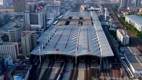 中国最牛的火车站,位于我国中心之地,可直达全国任何一个省份!