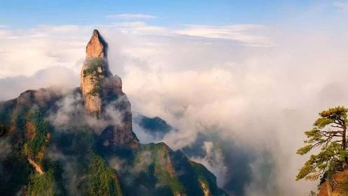 中国发现世界最大的天然佛像,高度达到近千米,逼真程度令人称奇