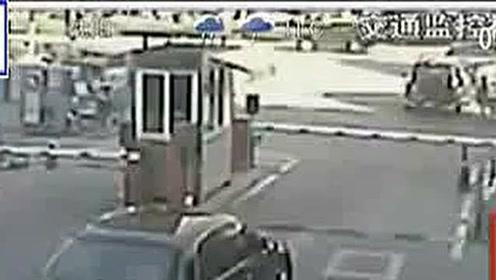 太惨了!女司机倒车撞死5岁女儿 又是视觉盲区惹的祸