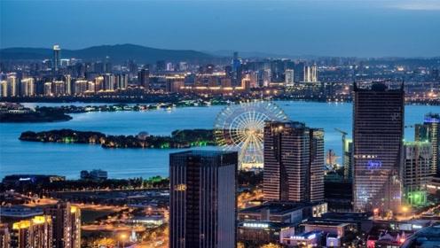 我国发展最快的3座城市,每年都在变化,最有机会赶上北上广深