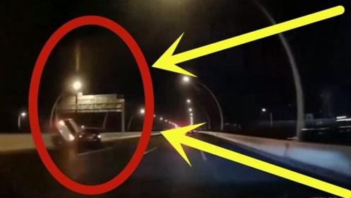 别看黑车司机睡着了,这撞人的技术真是一流,顺带着毁尸灭迹了!