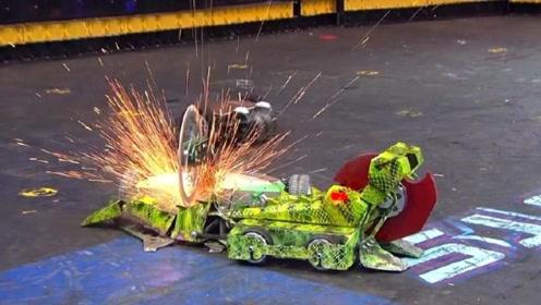 外国小伙伴脑洞新奇,制作出各种机器人只为参加这个比赛