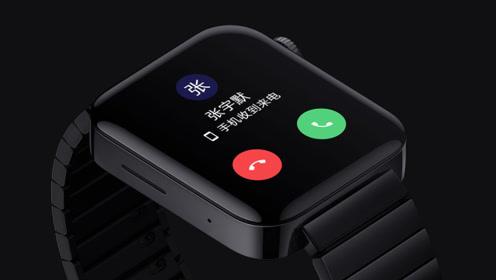 小米手表内置全功能eSIM芯片,续航36小时,支持40款应用