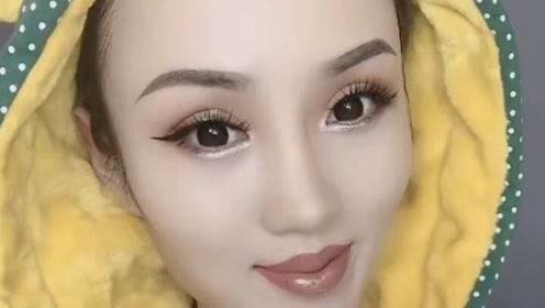 网恋一年的女朋友终于卸妆了,还好我心态好!
