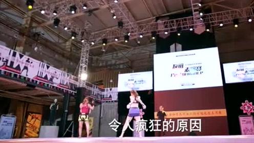 格斗女王迎战泰国高手,一套泰拳舞得出神入化,致命一招简直帅呆
