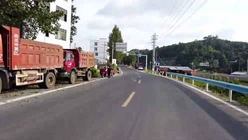 来到贵州一个小镇,发展不错环境也很好,发展潜力巨大