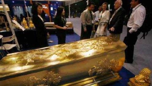 中国出土一口黄金棺材,里面到底有什么?为何专家迟迟不打开?