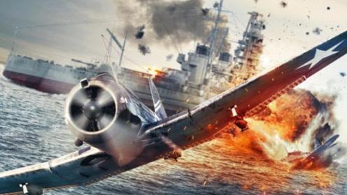 开场5分钟,3艘日本航母就被炸毁,改变历史的战局《决战中途岛》
