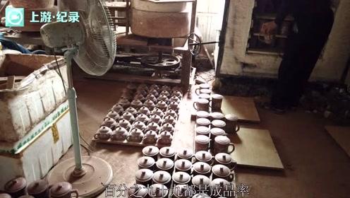 """上游纪录丨钦州千年坭兴陶是怎样""""炼""""成的"""