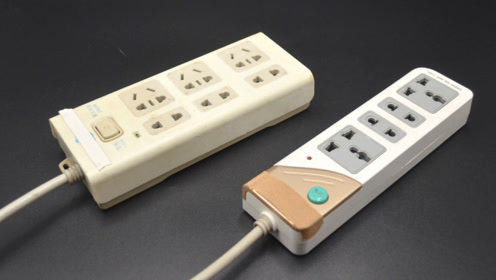 挑选插线板的正确方法,买到的插线板好用又安全,方法一看就会