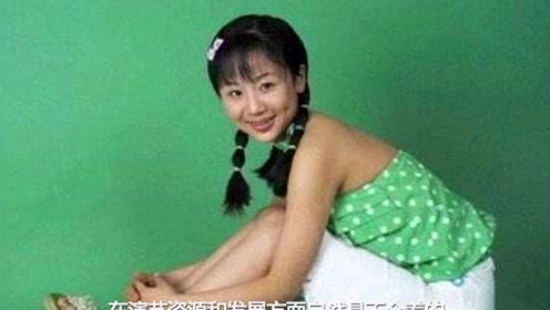 二人同演《家有儿女》夏雪,杨紫已经红透半边天,而她却成了配角