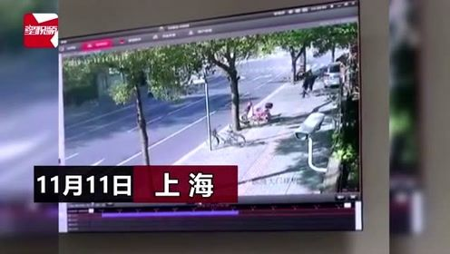 上海67岁男子驾车横冲直撞致3人受伤,警方:涉嫌酒驾