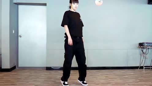 Popping届国民老婆Yujin最新Freestyle