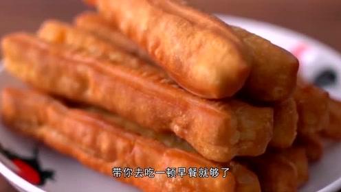 有一种炫富,叫作上海人的早餐!这道早餐吃过的都是土豪!