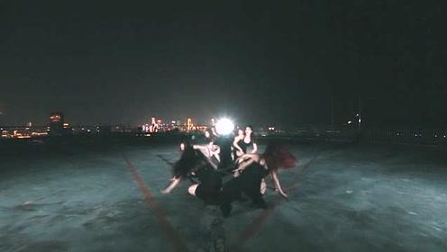 张惠妹的《火》,流行天团的舞蹈劲爆十足!