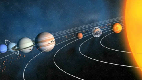地球在宇宙中飞行时,速度到底有多快?为何你一点也感受不到?