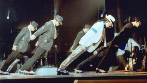揭秘迈克尔杰克逊,45度前倾秘诀,看完鞋子构造,质疑智商!