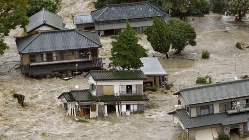 日本史上最强灾害!台风地震火山三连击,日本民众:我们太难了