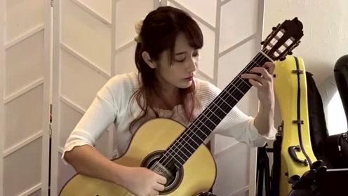 古典吉他演奏《十一月的某一天》优美琴声 演绎经典
