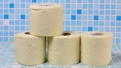 黄色卫生纸真的比白纸更安全?商家终于说出真相:原来这么多猫腻