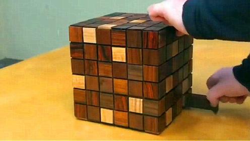 20多个脑洞大开的木制品,谁做的,真是个天才