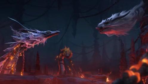 《哪吒之魔童降世》:为何天宫要囚禁龙族?结尾的这个动作,说明一切