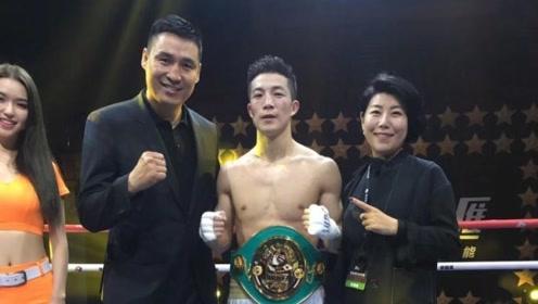 他就是中国下一位世界拳王