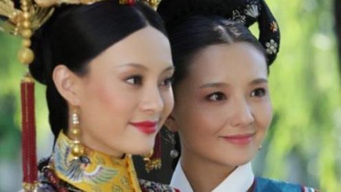 原来杨紫的妈妈,也参与过《甄嬛传》,还是个很重要的角色!