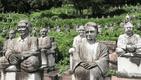 日本有座隐秘的雕像公园,由日本富豪斥巨资打造,现却一片荒凉!
