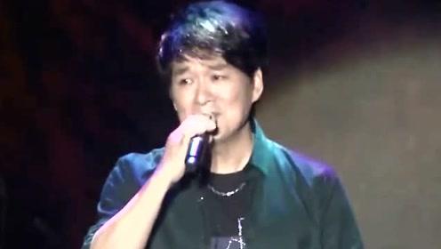 59岁周华健终于营业!为新专辑准备3年,预计6年后将退休?